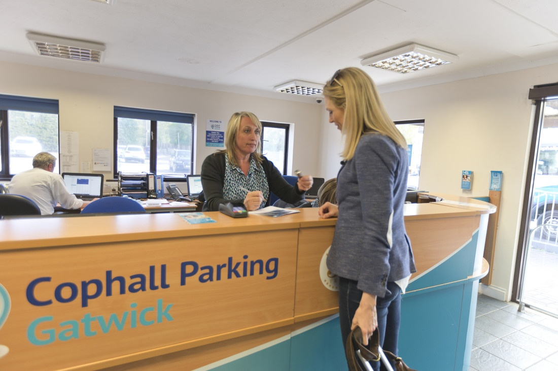 Gatwick Parking Southterminal Cophall Parking